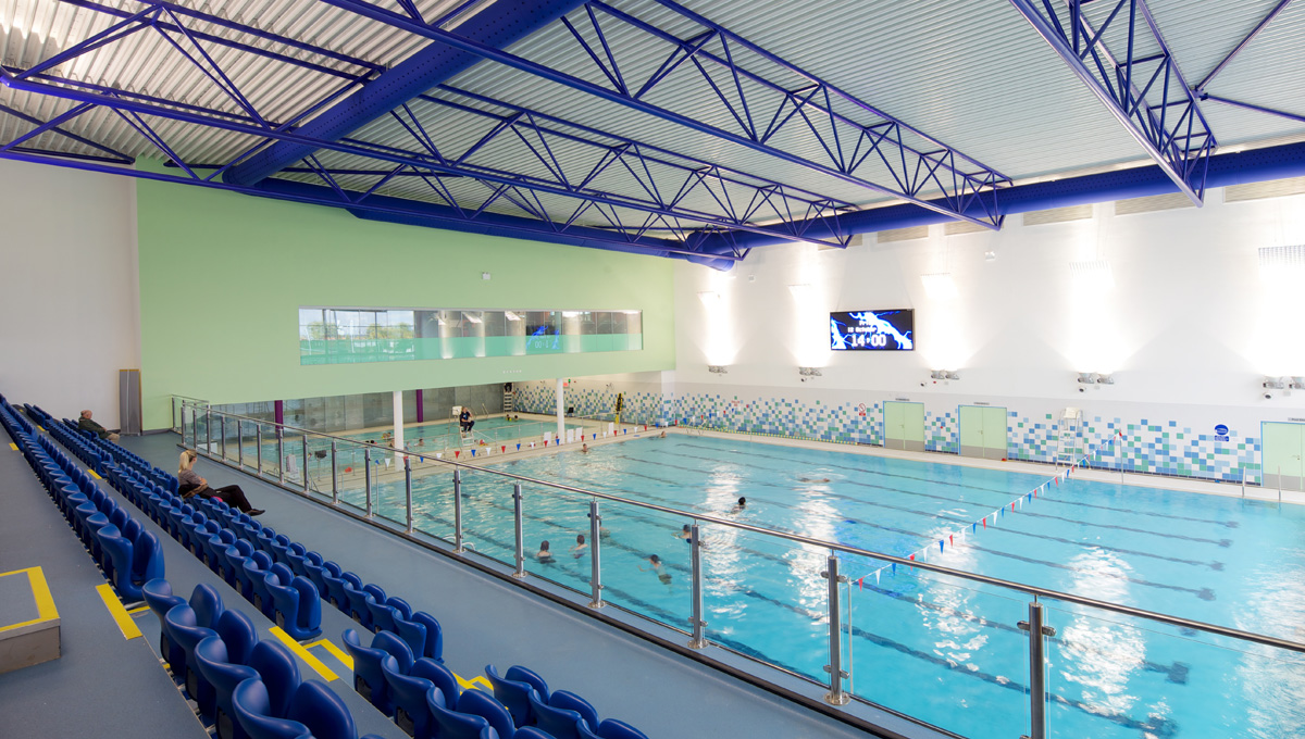 Swimming Pool Project Management : Orford jubilee park abacus cost management